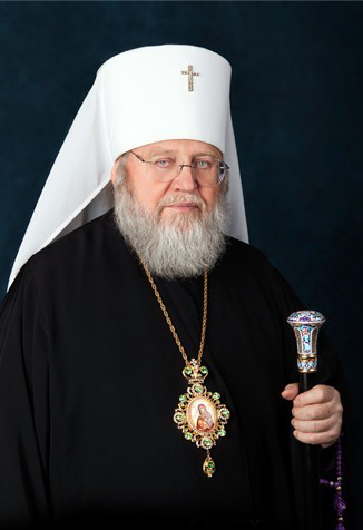 First Hierarch of the Russian Church Abroad Metropolitan of Eastern America and New York  Hilarion (Kapral)