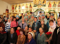 The Jubilee of Metropolitan Hilarion was celebrated on the Festive Day of Kursk Root Icon