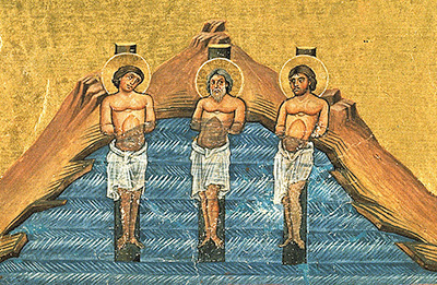 Sts. Martyrs Inna, Pinna and Rimma