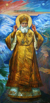 St. Innocent of Alaska – the Apostle of Siberia and Alaska (†1879)