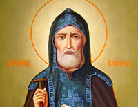 St. Venerable Job of Pochayiv, the Wonderworker