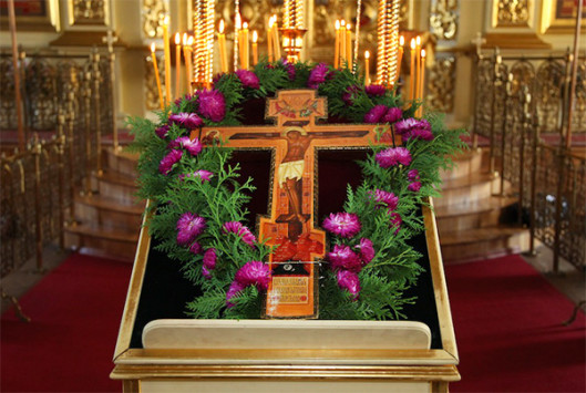 August 14 – The Procession of the Venerable and Life-Giving Cross