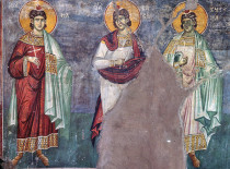 Sts. Martyrs Manuel, Sabel and Ismael (†362)