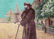 St. Venerable Paisius of Pechersk, the «Fool in Christ»