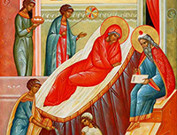 The Nativity of St. John the Forerunner, Prophet and Baptizer of our Lord