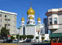 "The Cathedral of the Mother of God ""Joy of All Who Sorrow"" of San Francisco"