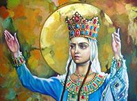 St. Queen Tamara the Great
