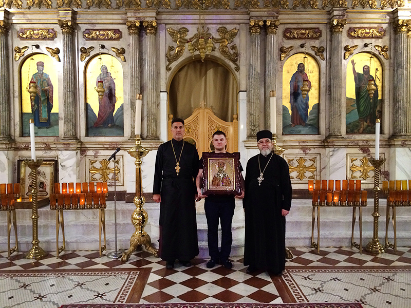 Last Days Of St Raphaels Cathedral >> In The Year Of 100th Anniversary Of St Raphael S Of Brooklyn Repose