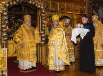 Orthodox celebrated double jubilee