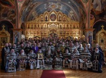 The Dean of New York Archpriest Alexander Belya took a part in the Lenten Retreat for the clergy of Eastern American Diocese