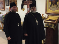 The Dean of New York visited the Church of Our Lady «The Inexhaustible Chalice»