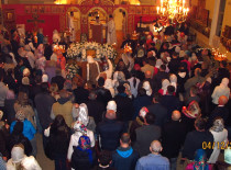 Churches of the New York Deanery have celebrated the Rising of Christ – the Holy Easter (photo report)