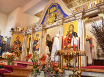 The Holy Easter was celebrated in the Cathedral of St. John the Forerunner